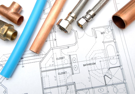 Yurkovic Plumbing in Erie, PA works with builders on new construction projects.  We handle all plumbing repair and project types.