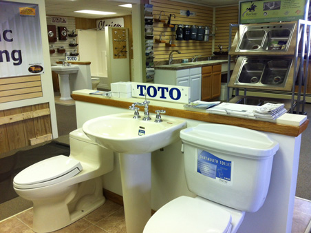Yurkovic offers Toto plumbing products to help our customers save water and protect the environment.