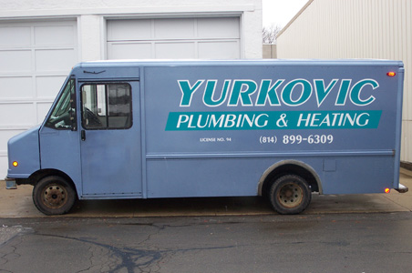 Yurkovic Plumbing  has been proudly serving Erie builders and homeowners for nearly 50 years!