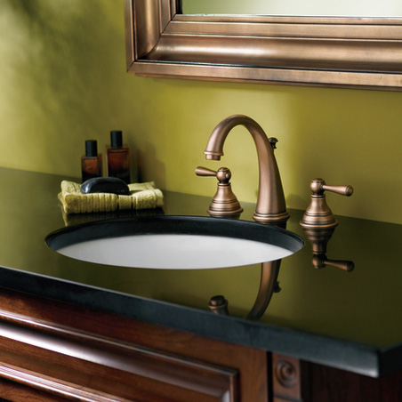 Yurkovic Plumbing carries Moen Plumbing and Bath Products.   Moen is known for function, variety, quality and durability.